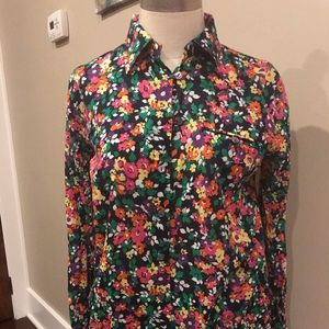 Ralph Lauren Floral printed shirt